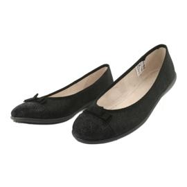 Befado obuwie młodzieżowe 309Q018 czarne 3