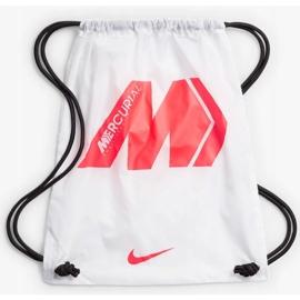 Buty piłkarskie Nike Mercurial Superfly 7 Elite Fg M AQ4174 160 białe białe 6