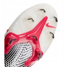 Buty piłkarskie Nike Mercurial Superfly 7 Elite Fg M AQ4174 160 białe białe 8
