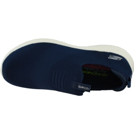 Buty Skechers Ultra Flex-First Take W 12837-NVY granatowe 2