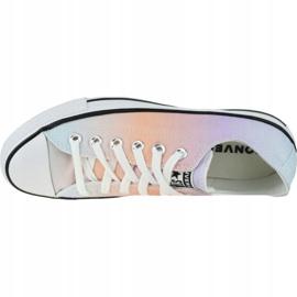 Buty Converse Chuck Taylor All Star Ox W 567909C białe szare 2
