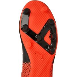Buty piłkarskie Puma evoSPEED 5.5 Tricks Fg M 10359603 wielokolorowe czerwone 1