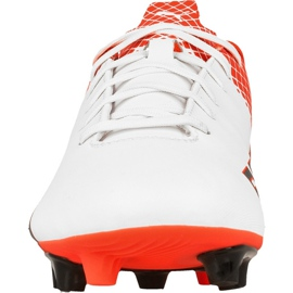 Buty piłkarskie Puma evoSPEED 5.5 Tricks Fg M 10359603 wielokolorowe czerwone 2
