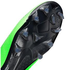 Buty piłkkarskie Nike Phantom Vsn 2 Elite Df Fg M CD4161 036 zielone wielokolorowe 5