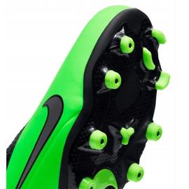 Buty piłkarskie Nike Phantom Vsn 2 Academy Df Fg /MG Jr CD4059 306 wielokolorowe zielone 4