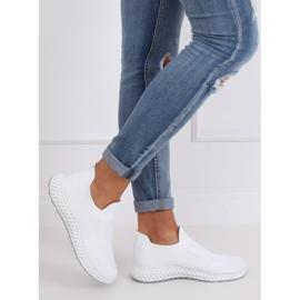 Buty sportowe białe 4388 White 1