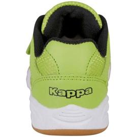 Buty Kappa Kickoff K Jr 60509K 3011 zielone 4