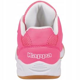 Buty halowe Kappa Kickoff Jr 260509K 2210 niebieskie 4