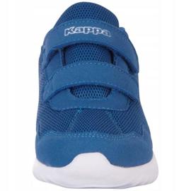 Buty Kappa Cracker Ii Jr 260647K 6410 niebieskie 3
