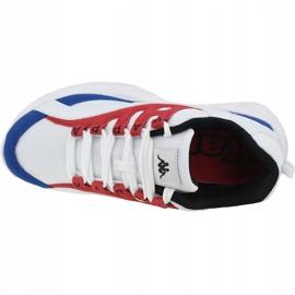 Buty Kappa Overton W 242672-1020 białe czerwone niebieskie wielokolorowe 2