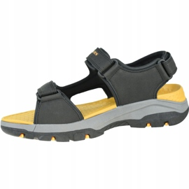Sandały Skechers Tresmen-Hirano M 204106-BLK czarne 1