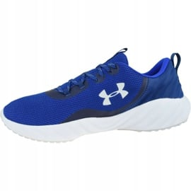 Buty Under Armour Charged Will Nm M 3023077-400 niebieskie 1