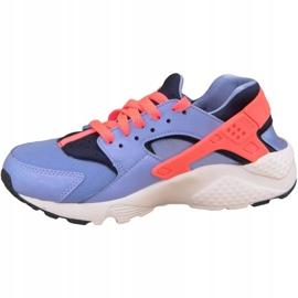 Buty Nike Huarache Run Gs Jr 654280-402 1
