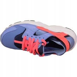 Buty Nike Huarache Run Gs Jr 654280-402 2