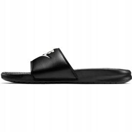 Klapki Nike Benassi Jdi M 343880 090 czarne 3