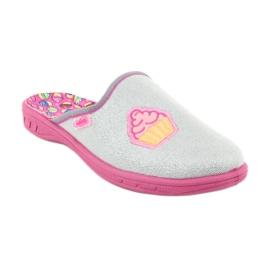 Befado kolorowe obuwie dziecięce     707Y407 1