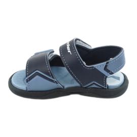 RIDER sandały dziecięce Comfort BABY 82746 granatowe niebieskie 1
