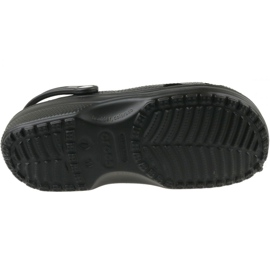 Klapki Crocs Classic 10001-001 czarne 3