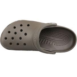 Klapki Crocs Classic 10001-200 szare 2