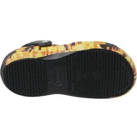 Klapki Crocs Bistro Graphic Clog M 204044-001 czarne 3