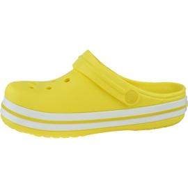 Klapki Crocs Crocband Clog K Jr 204537-7C1 czarne 1