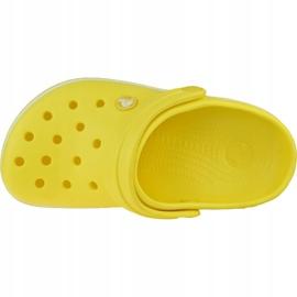 Klapki Crocs Crocband Clog K Jr 204537-7C1 czarne 2