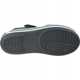 Sandały Crocs Crocband Jr 12856-014 szare 3