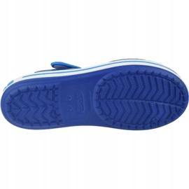 Sandały Crocs Crocband Jr 12856-4BX granatowe 3