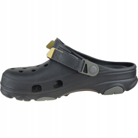 Klapki Crocs Classic All Terrain Clog M 206340-001 czarne 1