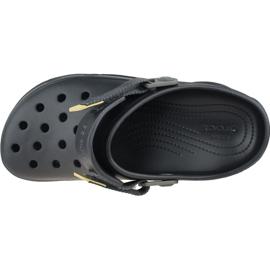 Klapki Crocs Classic All Terrain Clog M 206340-001 czarne 2