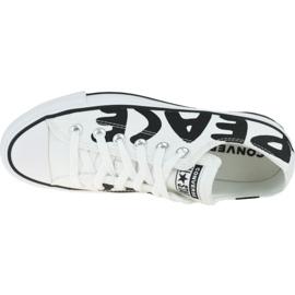 Buty Converse Chuck Taylor All Star Peace 167894C białe 2