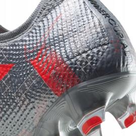 Buty piłkarskie Nike Vapor 13 Elite Fg M AQ4176-906 szare wielokolorowe 1