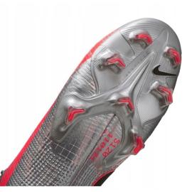 Buty piłkarskie Nike Vapor 13 Elite Fg M AQ4176-906 szare wielokolorowe 2