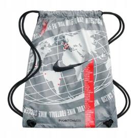 Buty piłkarskie Nike Vapor 13 Elite Fg M AQ4176-906 szare wielokolorowe 3