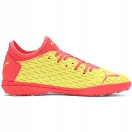 Buty piłkarskie Puma Future Jr 5.4 Osg Tt 105952 01 czerwone czerwone 2