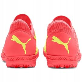 Buty piłkarskie Puma Future Jr 5.4 Osg Tt 105952 01 czerwone czerwone 4