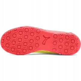 Buty piłkarskie Puma Future Jr 5.4 Osg Tt 105952 01 czerwone czerwone 5