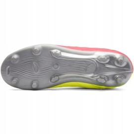 Buty piłkarskie Puma One Jr 20.3 Osg Fg Ag 105972 01 czerwone czerwone 5