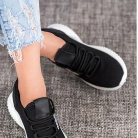 Sneakersy Z Cekinami MCKEYLOR czarne 3