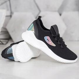 Sneakersy Z Cekinami MCKEYLOR czarne 4