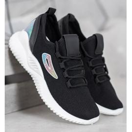 Sneakersy Z Cekinami MCKEYLOR czarne 1