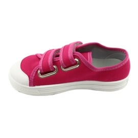 Befado obuwie dziecięce 440X011 różowe 2