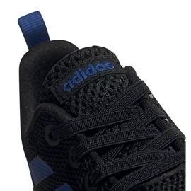 Buty adidas Lite Racer Cln I Jr EE6963 czerwone 4