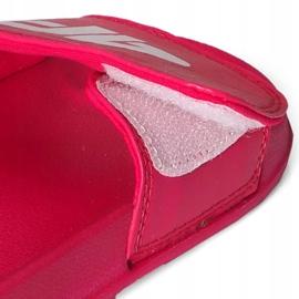 Klapki 4F Jr HJL20 JKLD003 55S czerwone wielokolorowe 3