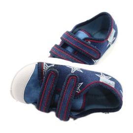 Befado obuwie dziecięce  907P100 niebieskie 6