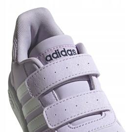Buty adidas Hoops 2.0 Cmf Jr EG3771 3