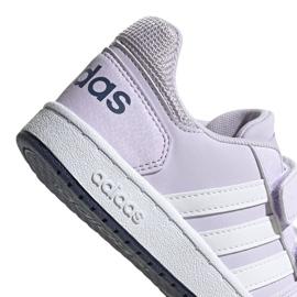 Buty adidas Hoops 2.0 Cmf Jr EG3771 4