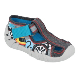 Befado obuwie dziecięce 190P096 1