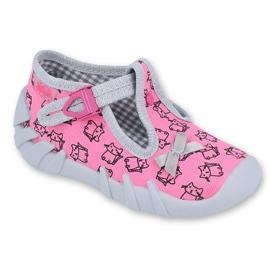 Befado obuwie dziecięce 110P376 1