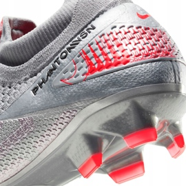 Buty piłkarskie Nike Phantom Vsn 2 Elite Df Fg M CD4161-906 wielokolorowe srebrny 1